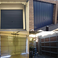Garage Door Installation - Gallery
